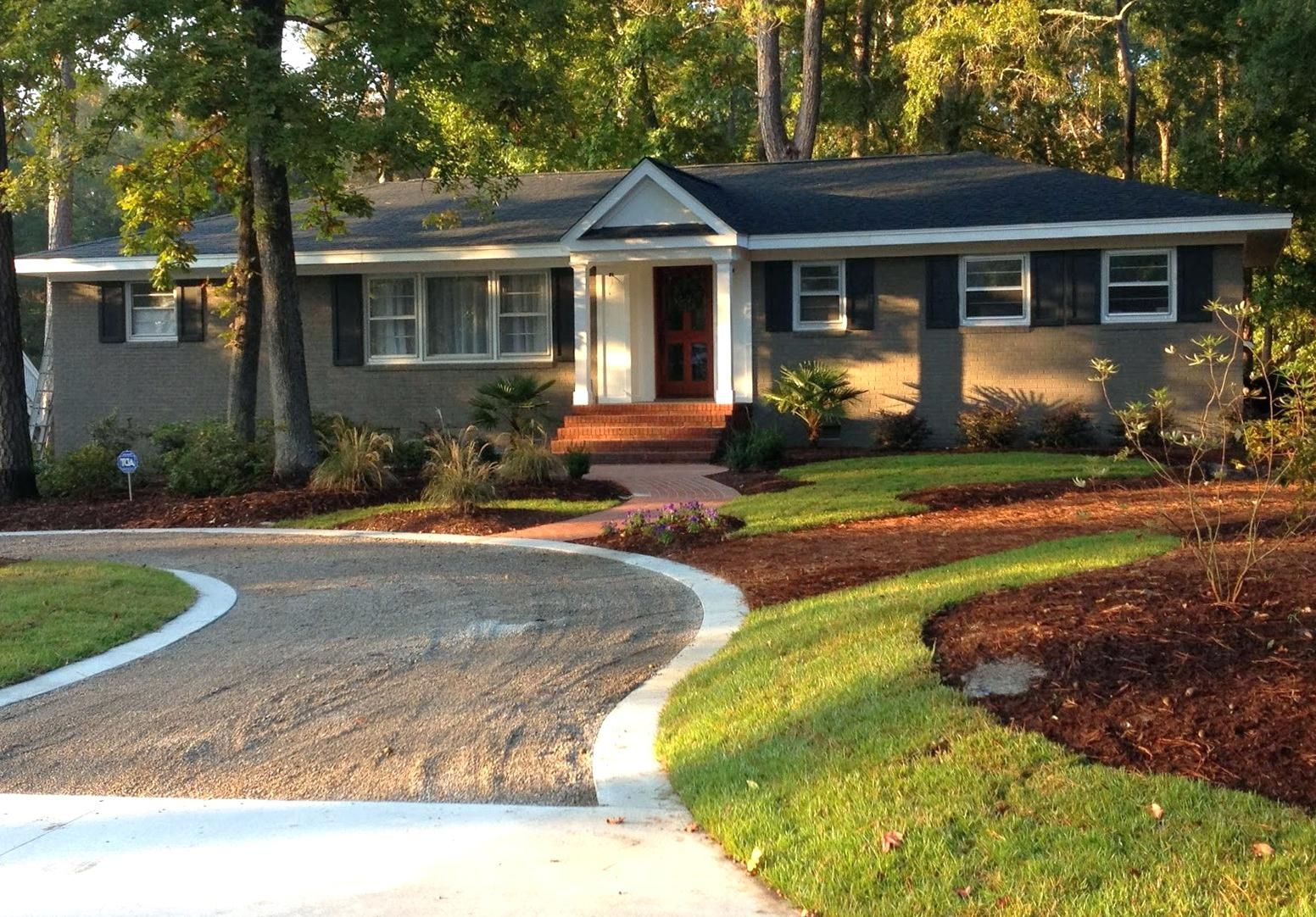 Porch Remodel Near Me Ideas Before And ... | Brick ranch ...