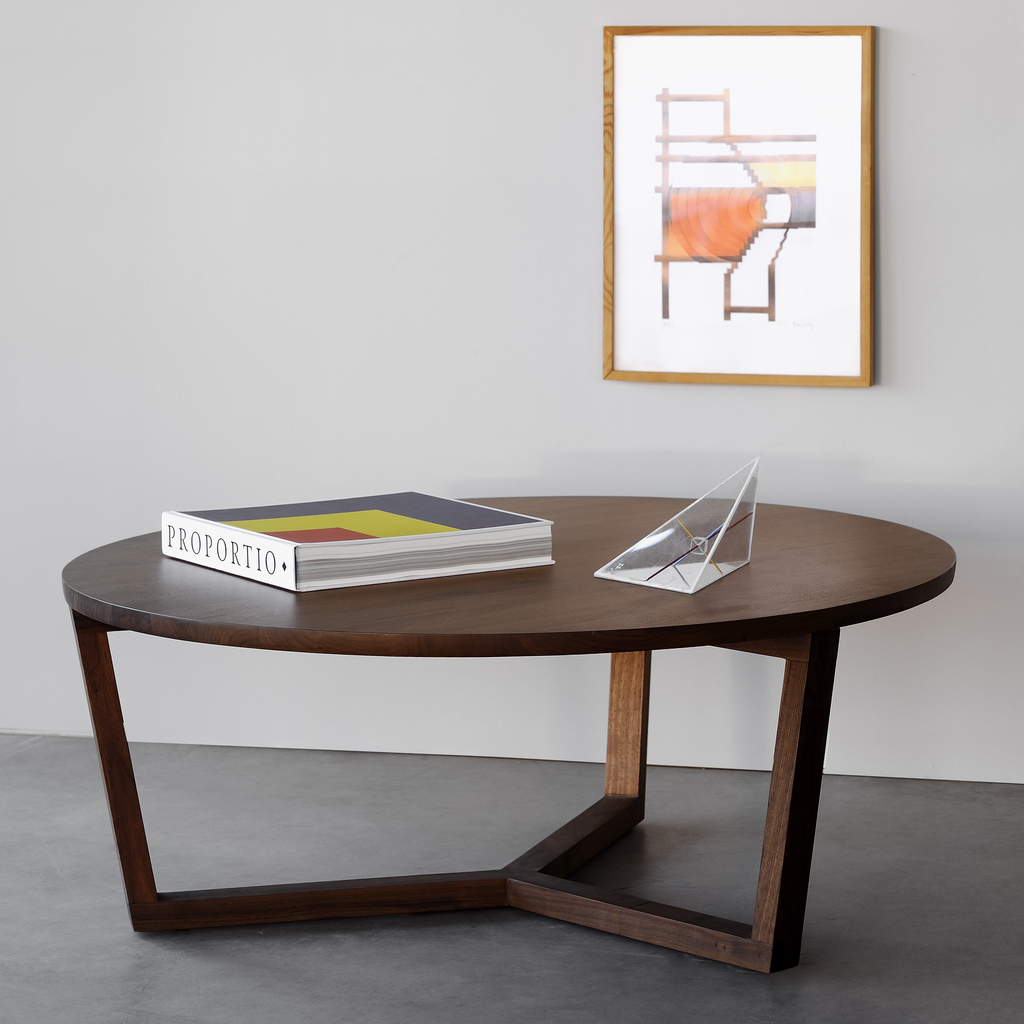 Tripod Coffee Table Round Wooden Coffee Table Coffee Table Contemporary Coffee Table