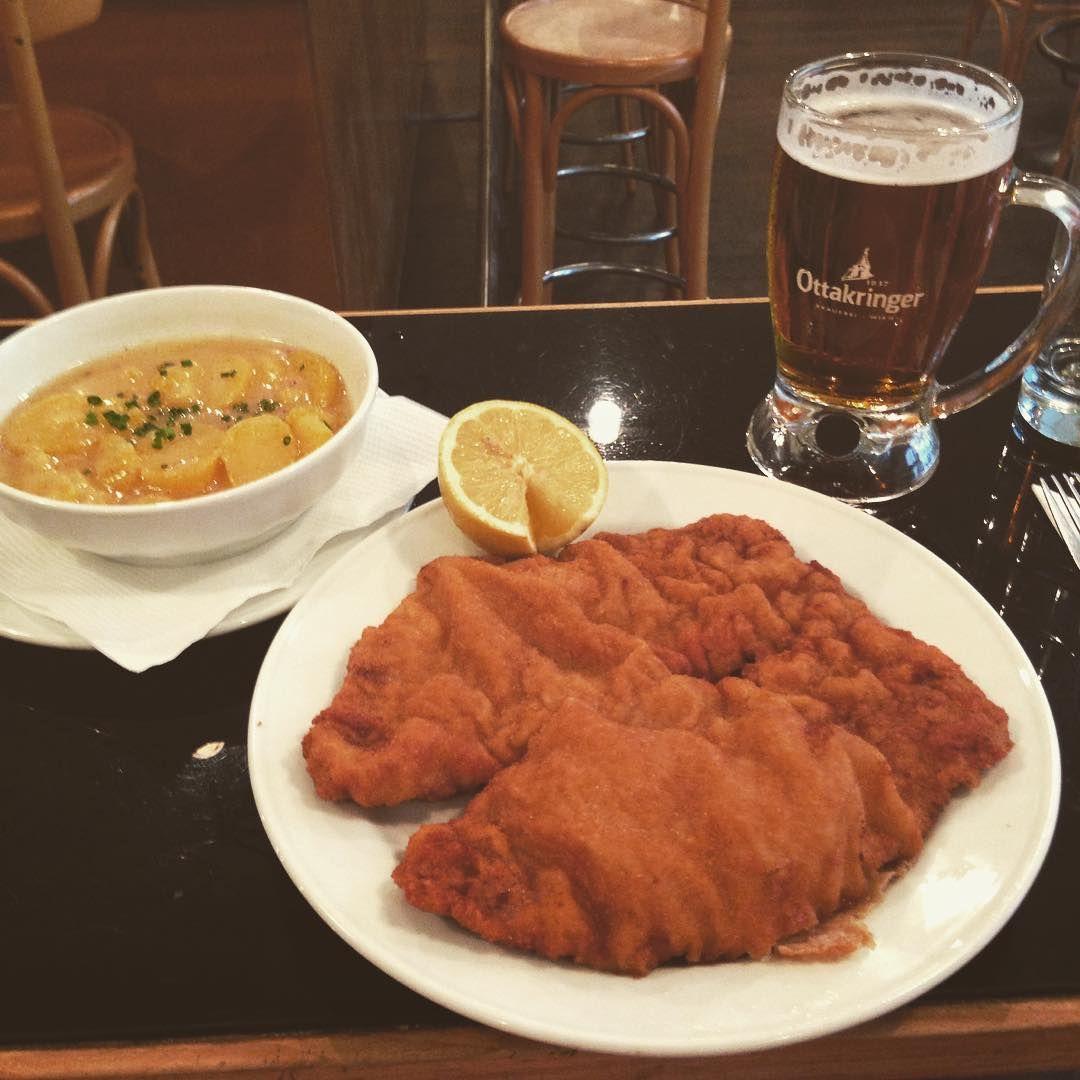 In Diesen Restaurants Bekommst Du Das Beste Schnitzel In Wien Vom