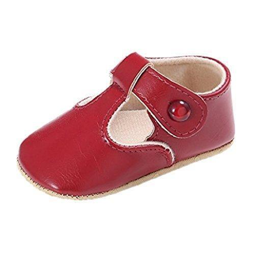 5d2c8e899be Oferta  2.66€. Comprar Ofertas de Auxma Zapatos de Bowknot de los bebés