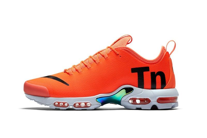 new product 1ede1 51b4d ... Nike Zoom Command 1 92217 Nike s Mercurial Tn Dons a Striking Orange  Colorway ...