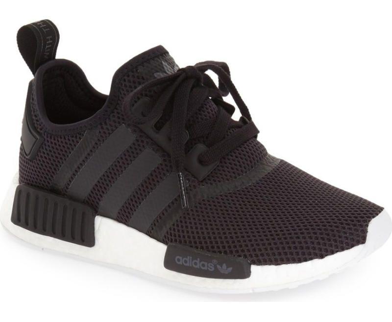¡Adidas blanco y negro estos son agradables!Oh mis zapatos