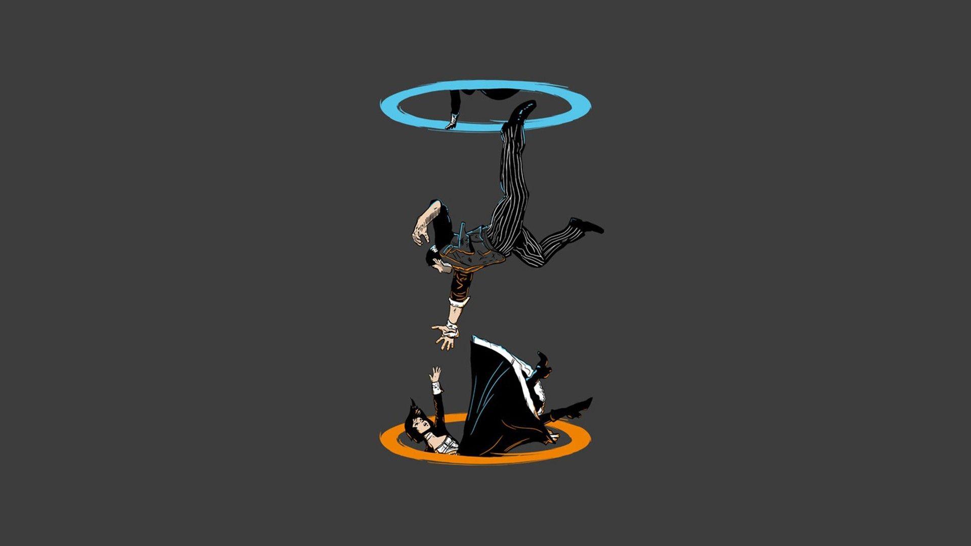 Bioshock Infinite By Acersense On Deviantart Bioshock Portal Wallpaper Skyrim Wallpaper