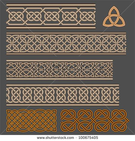 Celtic Pattern Stock Photos, Images, & Pictures | Shutterstock
