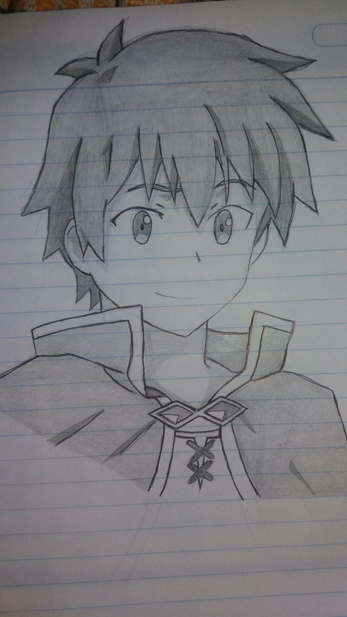 Kazuma Konosuba Em 2020 Desenhos De Anime Desenhos
