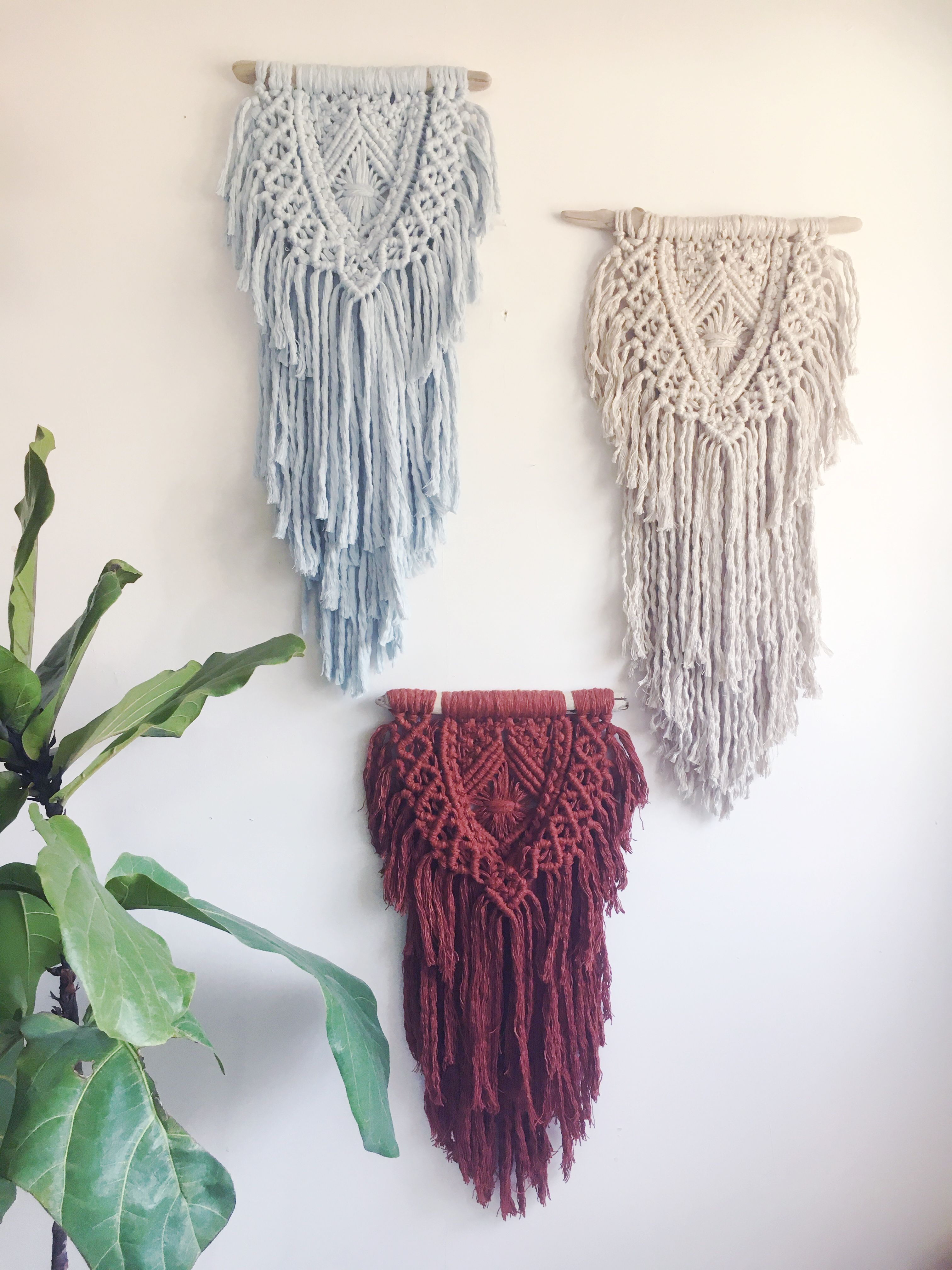 Small macrame Small macrame How To