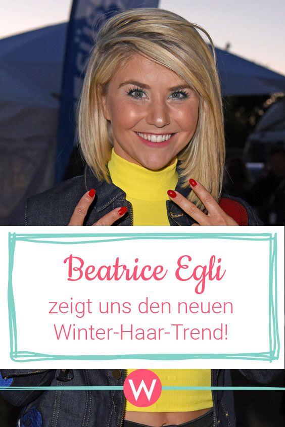 Neuer Winter-Haar-Trend: Stars und Blogger tragen jetzt ...