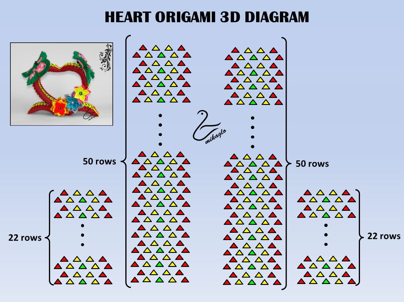 patterns 3d origami - Google zoeken | 3D origami used ... - photo#26