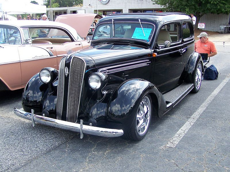 1936 PLYMOUTH | Plymouth, Chip foose and Cars