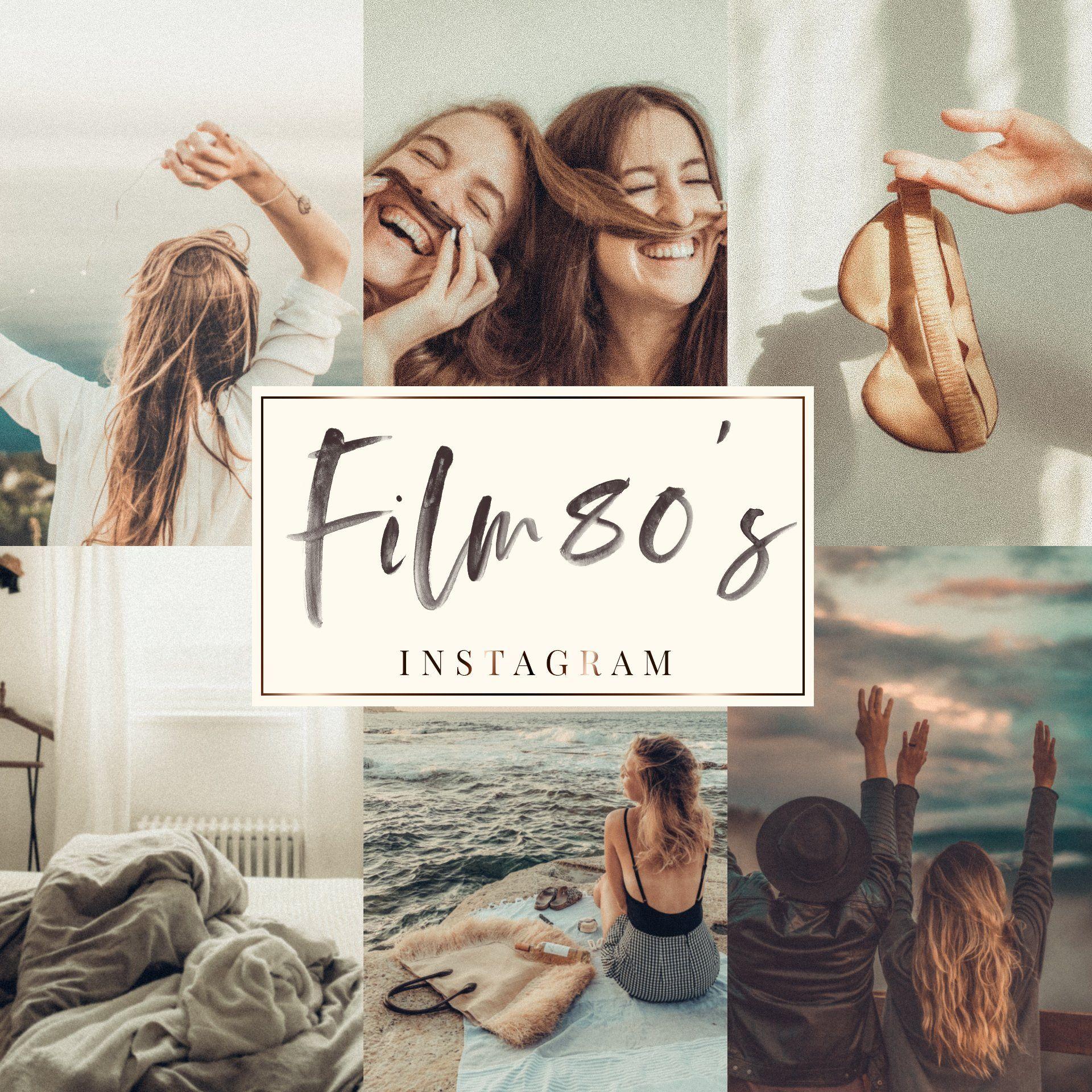 14 mobile presets instagram bundle in 2020 lightroom