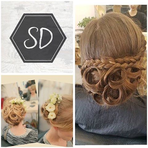 Do you have a Wedding to plan, a party or event to go to? Charlene is available for Wedding Trial Hair and Hair Up's for any occasion in the salon! Book your appointment today @ www.sdhair.co.uk, or call the salon on 01179 502 402.