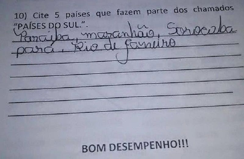 Frases Engraçadas Sobre Provas De Faculdade: Pin Do(a) Edinelson Ferreira Em Ipiranga