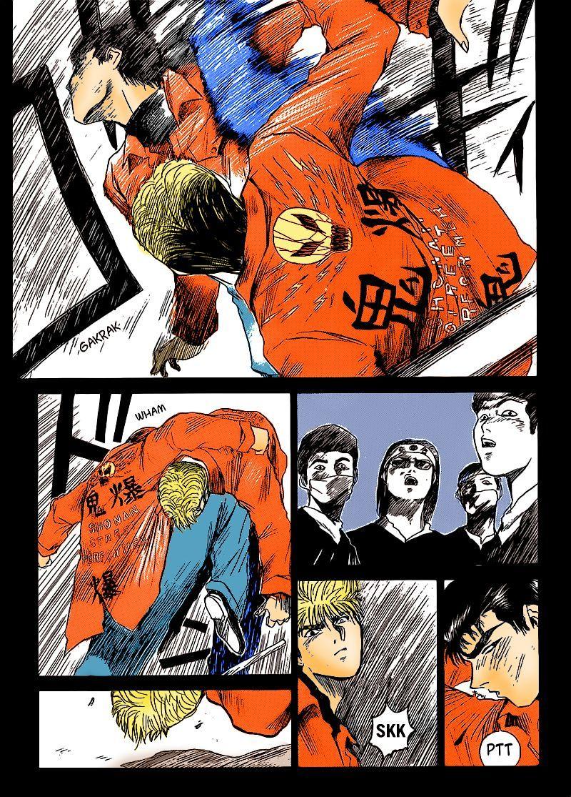 Eikichi vs Ryuji Anime, All anime, Crows zero