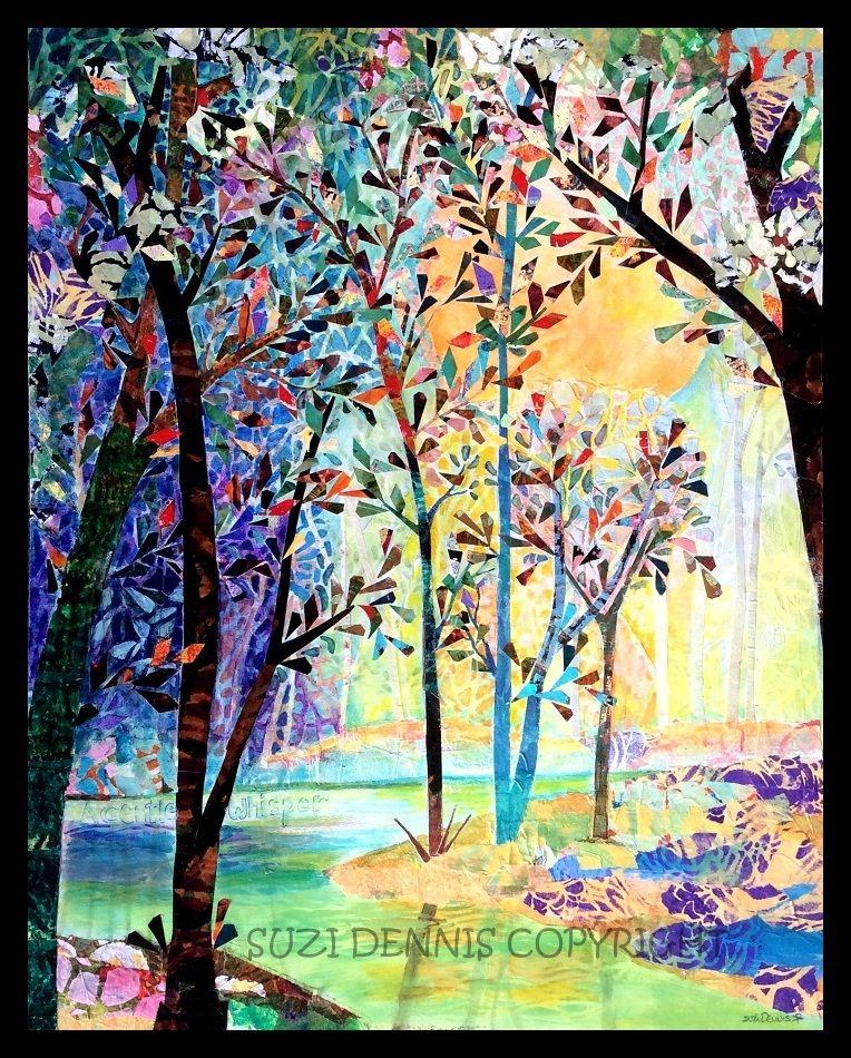 Suzi Dennis Artist: A GENTLE WHISPER