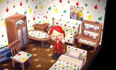 Animal Crossing New Leaf Furniture Sets From Gracie     Yahoo Image Search  Results