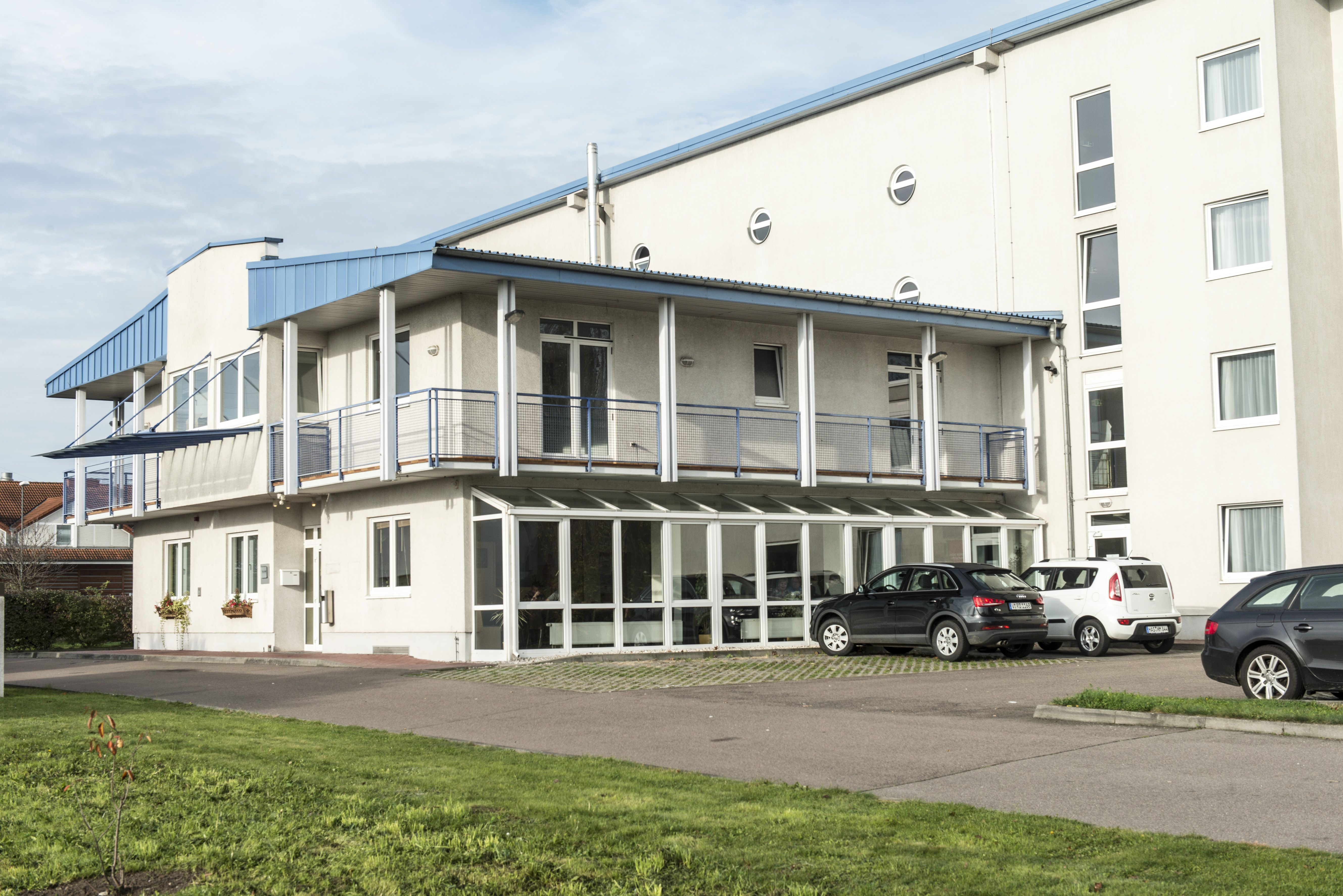 The ibis Hotel Leipzig NordOst is located on the