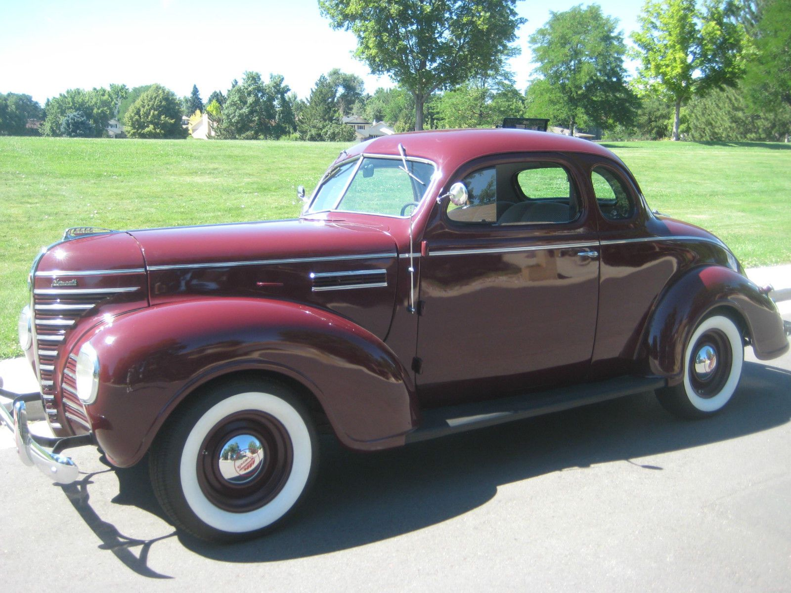 1939 Plymouth Business Coupe P8 2 door Coupe | Plymouth, Motor car ...