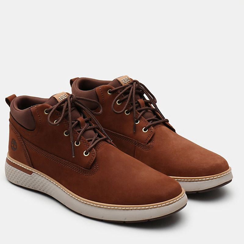 sneakers homme timberland marron