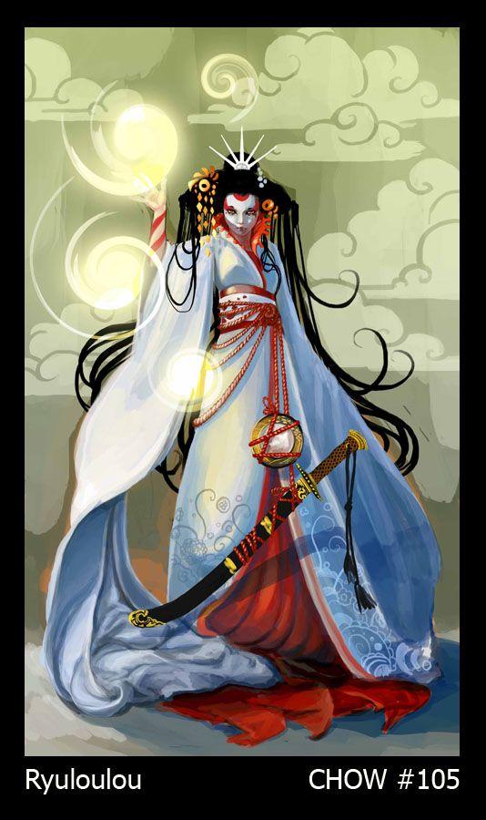 Amaterasu Amaterasu Japanese Mythology Japanese Myth