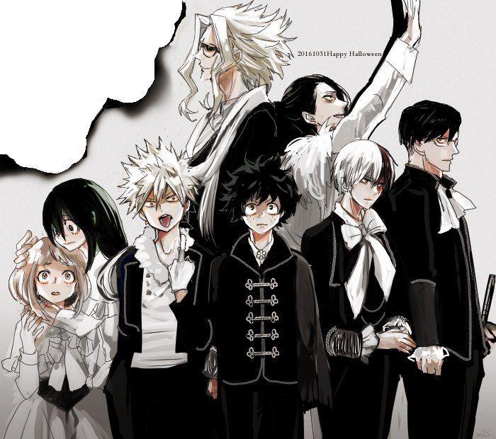 Boku No Hero Academia Vampire Au Boku No Hero Academia Hero Academia Characters My Hero Academia Manga