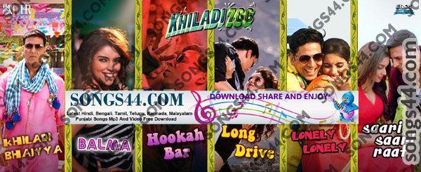 Khiladi 786 (Mashup) – DJ Kiran Kamath MP3 Songs Free Download