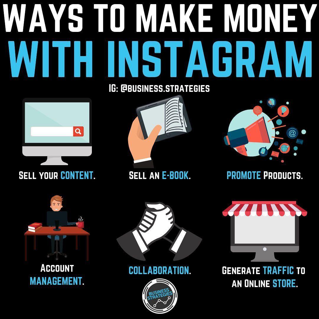 Instagram Is Such A Powerfull Money Making Machine Check