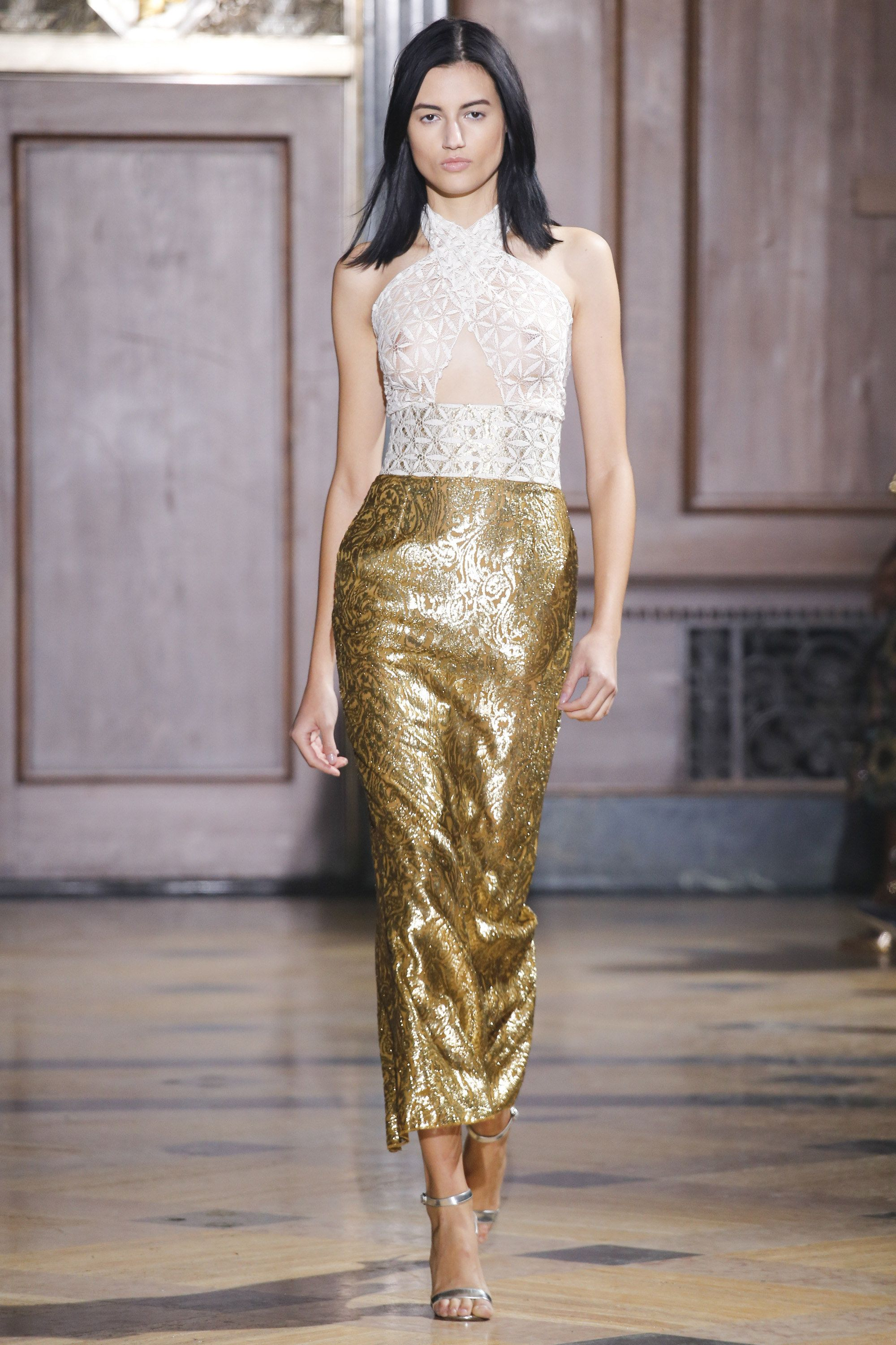 Sophie Theallet Fall 2016 Ready-to-Wear Fashion Show