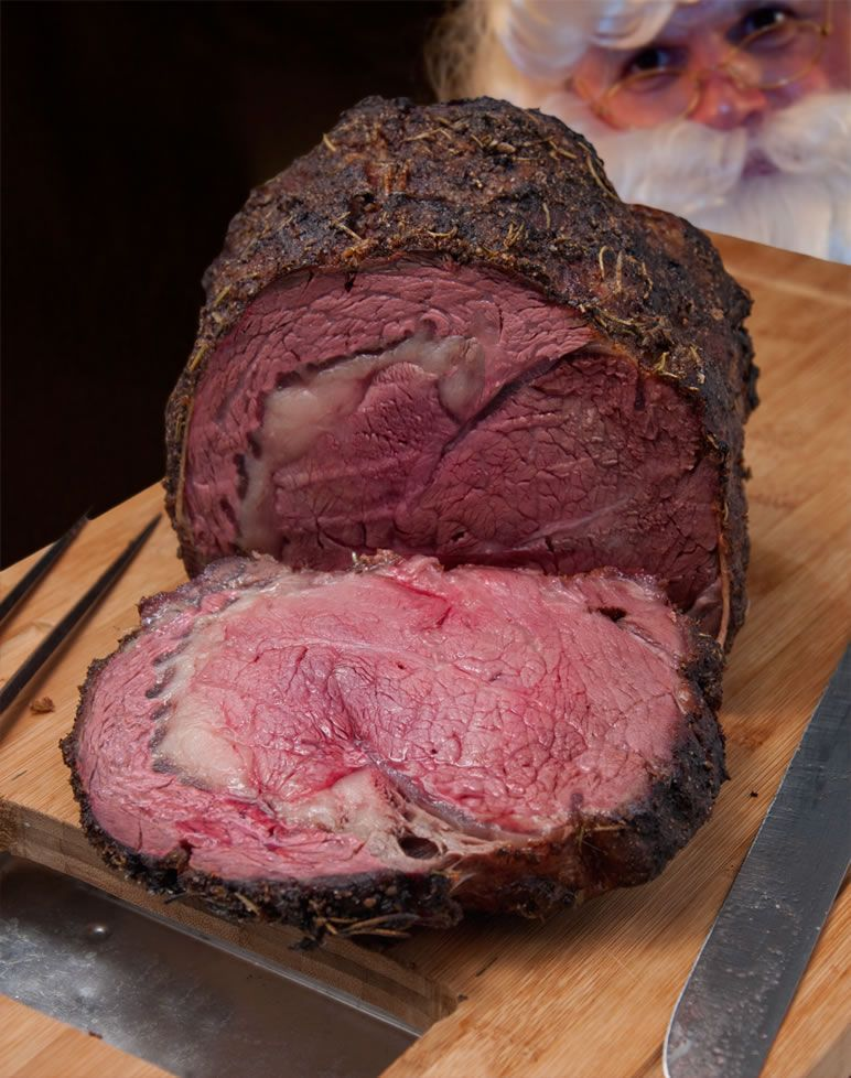 Secrets Of Cooking Beef Prime Rib Roast, Strip Loin Roast
