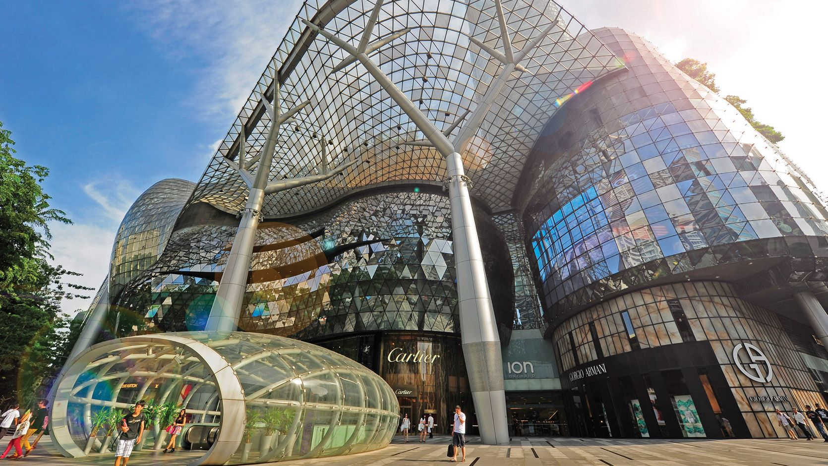 10 Must Do S In Singapore Mall Facade Shopping Malls Visit Singapore