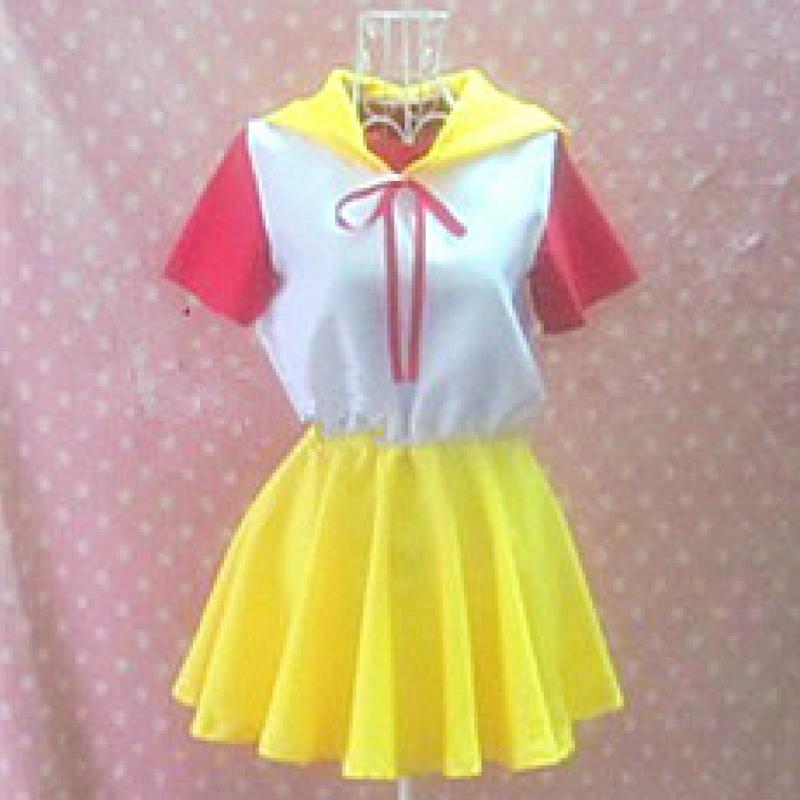 [Custom Made] Magical Angel Creamy Mami Cosplay Dress Set SP165033