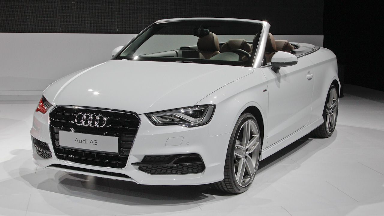 2015 audi a3 convertible white sport cars pinterest. Black Bedroom Furniture Sets. Home Design Ideas