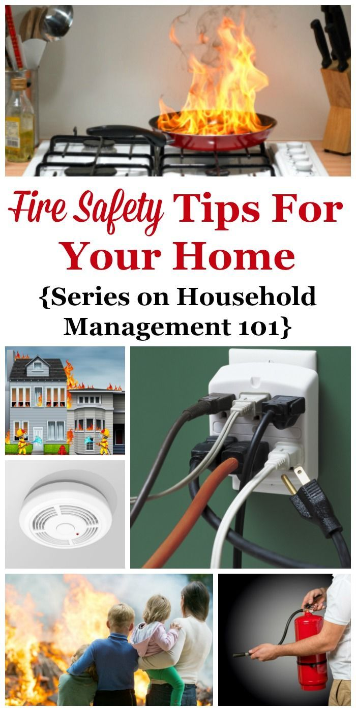 Here Are Lots Of Practical Fire Safety Tips To Help Keep Your Home Wiring 101 And Family Safe From Fires Including In The Kitchen Electrical Heati