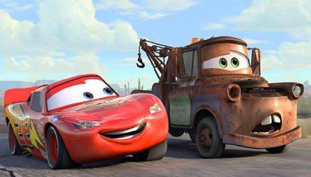 Image Courtesy Pixar Animation Studios Walt Disney Pictures Cars