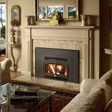 Wood Fireplace Inserts Fireplaces San Francisco Bay Area