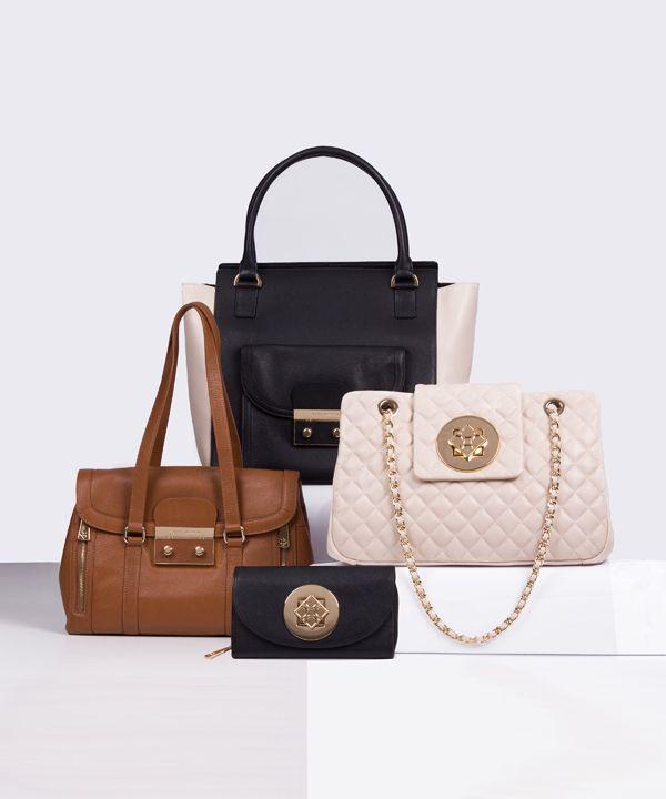 Colette Hayman Is Now Doing Leather Handbags