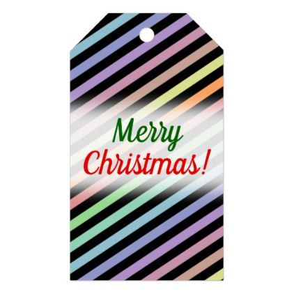 Christmas black pastel color lines pattern gift tags merry christmas black pastel color lines pattern gift tags merry christmas diy xmas present negle Images
