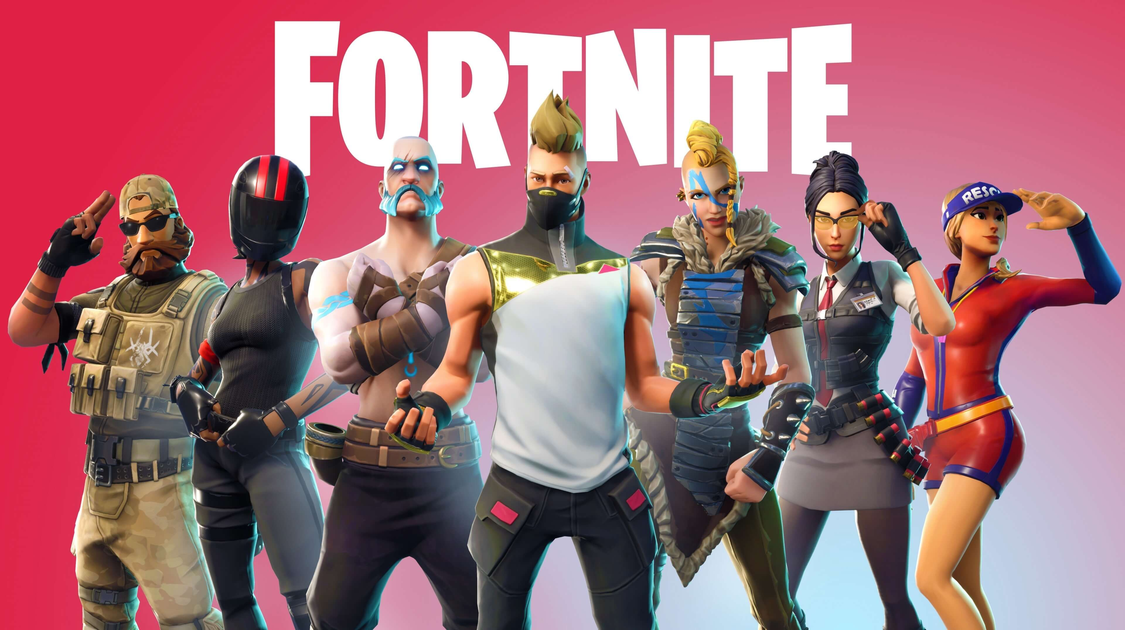 Best Fortnite Wallpapers Season 5 4K HD Free video game
