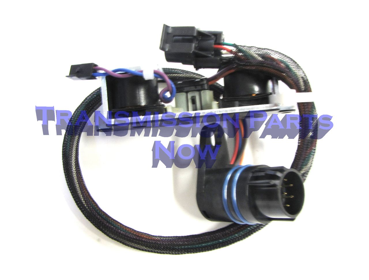 This Is A 3 4 Shift And Lock Up Tcc Solenoid It Has An Oval E40d Wiring Harness Testing Connector For The Governor Pressure Sensor Case Wire Part Of