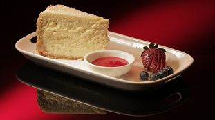 Baked vanilla cheesecake baked vanilla cheesecake cheesecakes and food forumfinder Choice Image