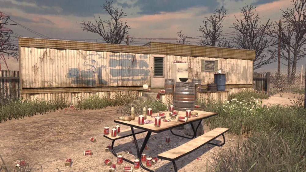 Trailer Park Modern Warfare 2 Call Of Duty Maps Mw2 Modernwarfare2 Cod Callofduty In 2020 Trailer Park Modern Warfare Warfare