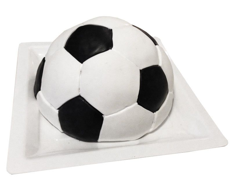 Ballon de foot gateau tuto