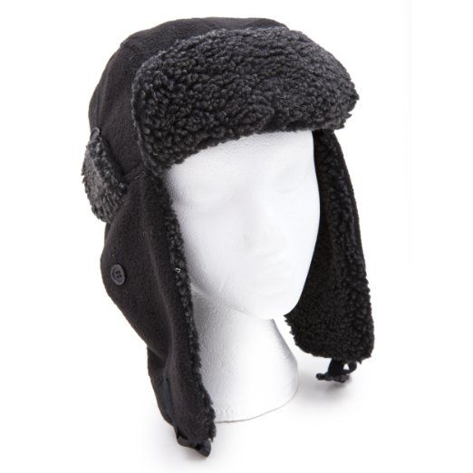 3715c56cc74 Amazon.com  FLOSO Childrens Kids Unisex Fleece Thermal Winter Trapper Ski  Hat  Clothing  14
