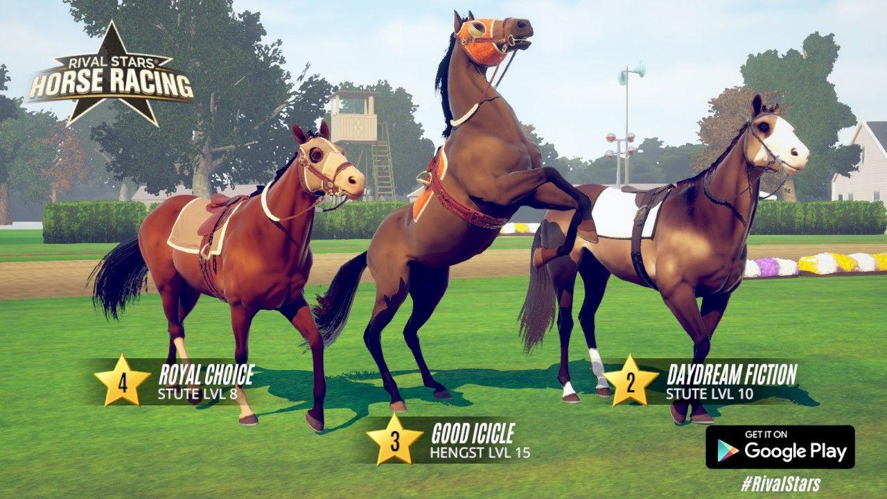 Pferde Spiel