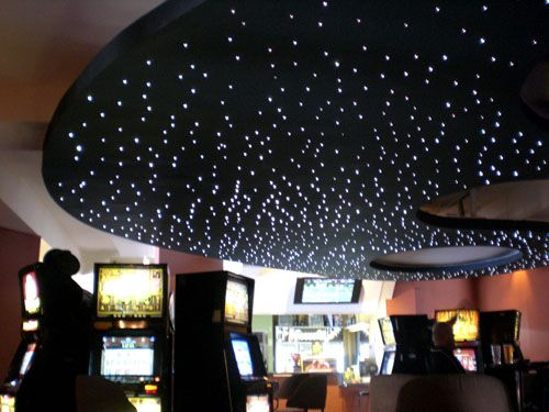 Fiber optic starry night sky ceiling mumbai india mumbai love this curved shape of the dropped part of the ceiling plus star lights mozeypictures Image collections