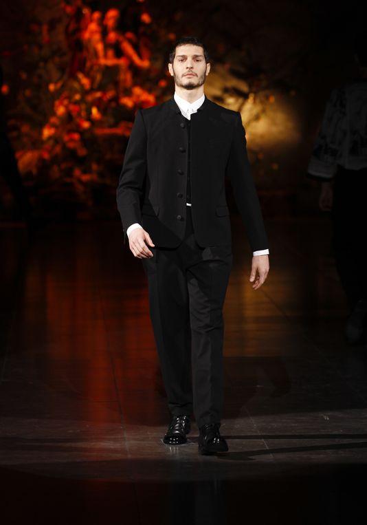 Dolce & Gabbana #Milan #Moda #Hombre Otoño/Invierno