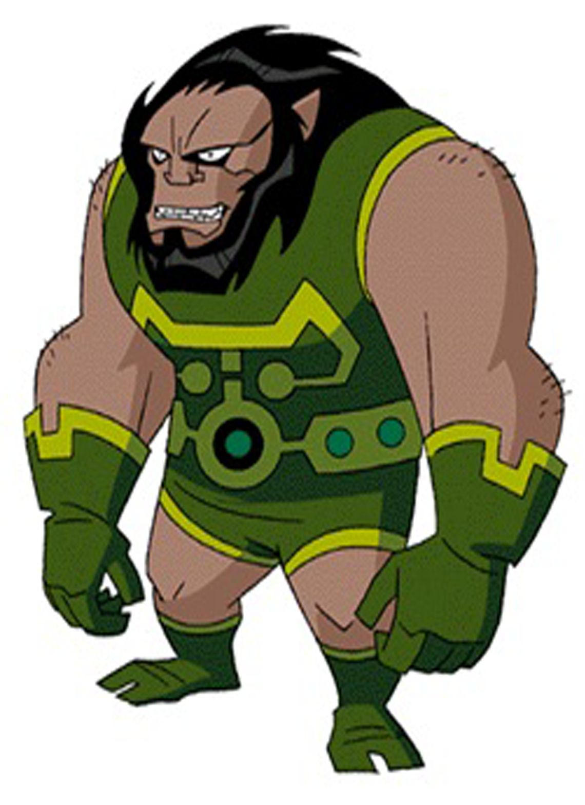 Image result for justice league unlimited animated kalibak