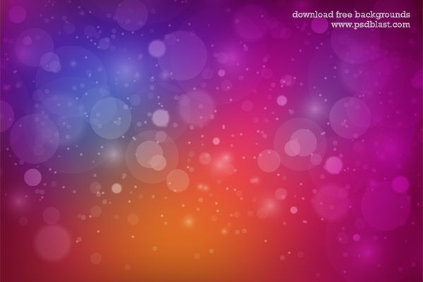 Colorful Background PSD