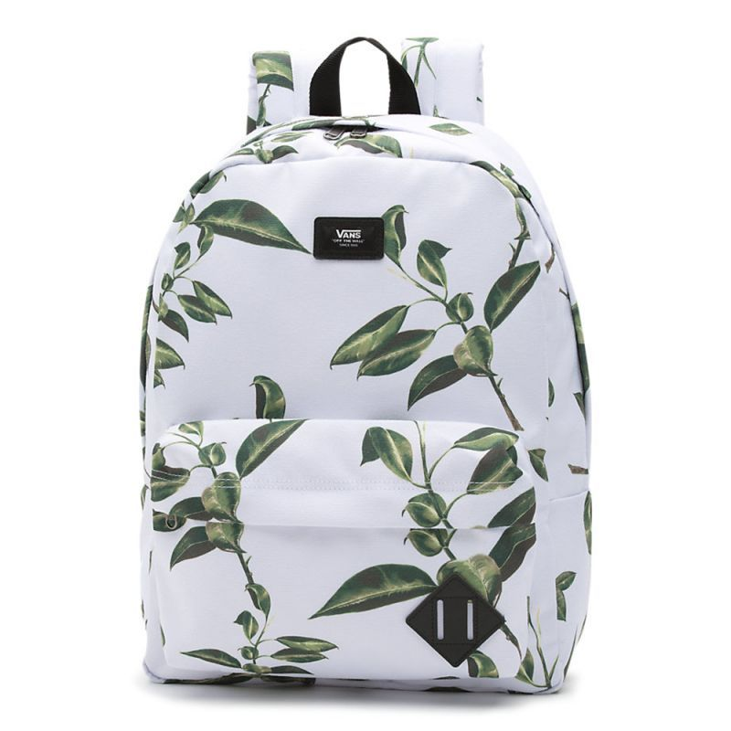 Vans Old Skool II Backpack Rubber Co Floral in 2020 | Vans