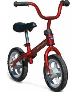 Chicco Red Bullet Balance Bike Tricycle Balance Bike Balance