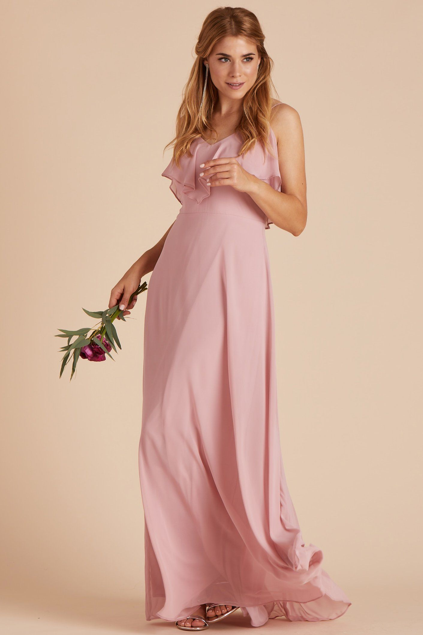 4bdce47514 Jane Convertible Dress - Dusty Rose | Products | Pinterest
